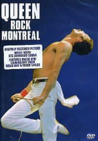 Cover Queen - Rock Montreal [DVD]